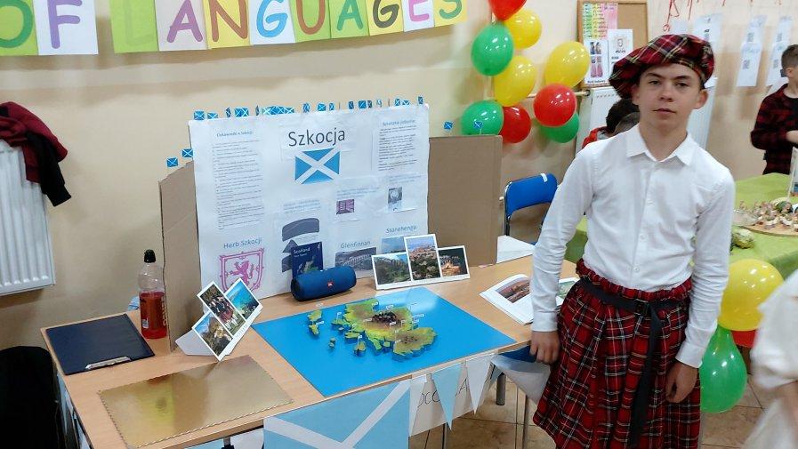 Europejski Dzień Języków w Bystrzycy Starej
