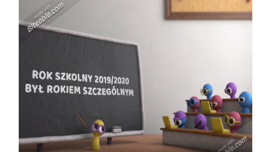 Zakończenie roku szkolnego 2019/2020 - NAUCZYCIELE UCZNIOM