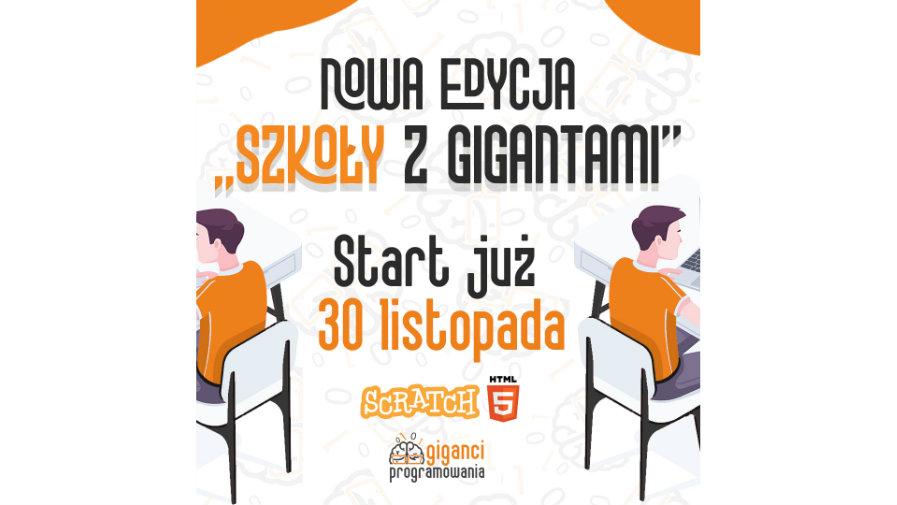 Darmowe warsztaty programowania dla uczniów i nauczycieli